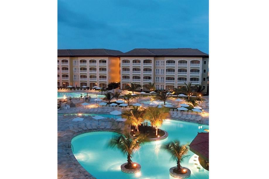 Sauípe Class, o ex-Marriott, um dos cinco resorts do Sauípe