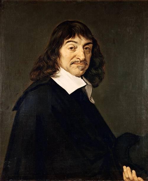 Retrato de René Descartes (detalhe), Frans Hals, Museu do Louvre