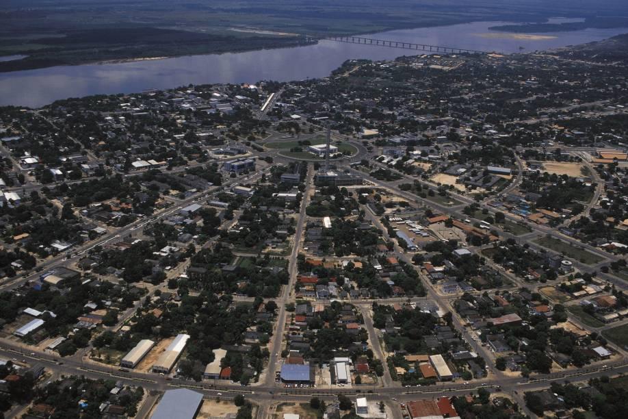 Boa Vista, capital de Roraima, foi planejada em forma de leque, tem ruas largas, bem iluminadas e arborizadas