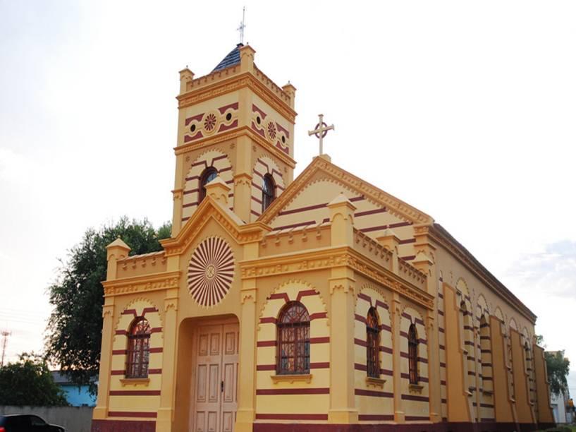 Igreja Matriz Nossa Senhora do Carmo, Boa Vista, Roraima