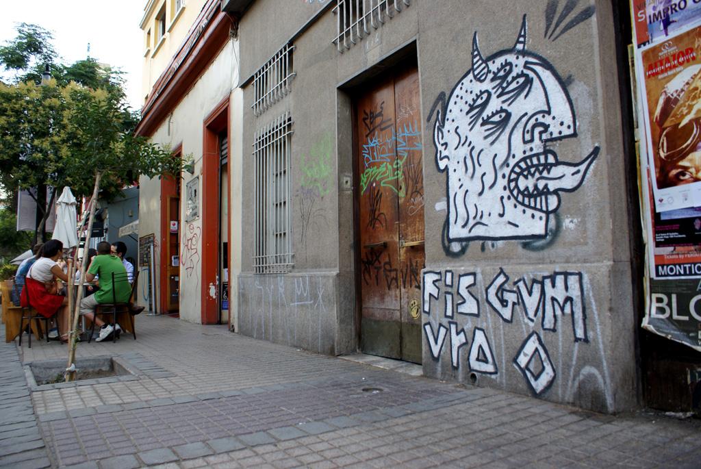 Rua José Victorino Lastarria, Santiago, Chile
