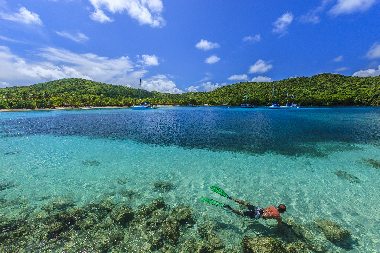 Saint Vincent e as Granadinas istock