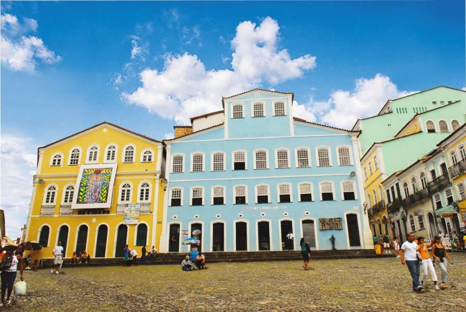 Fundação Casa de Jorge Amado, no bairro Pelourinho