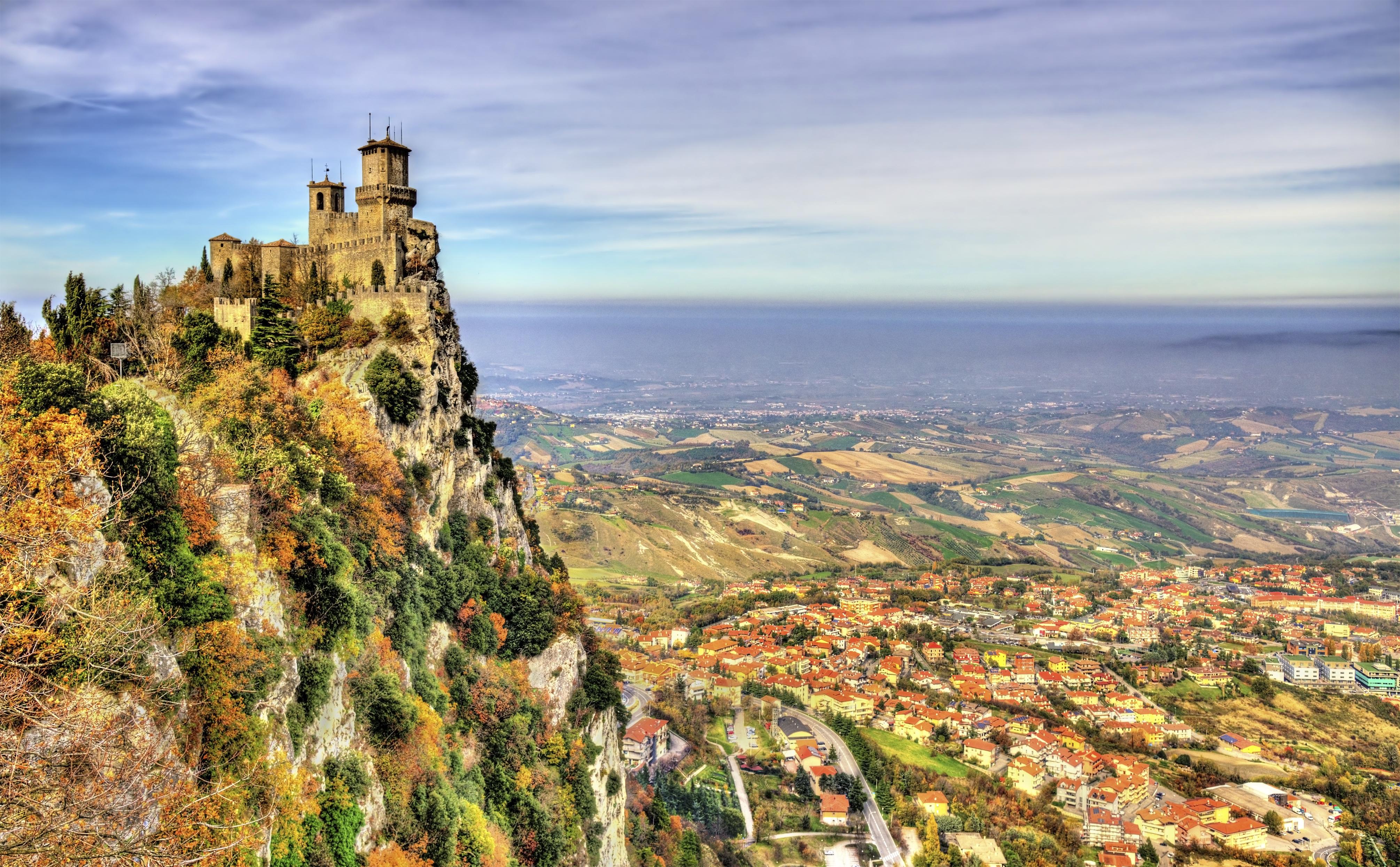 San Marino istock