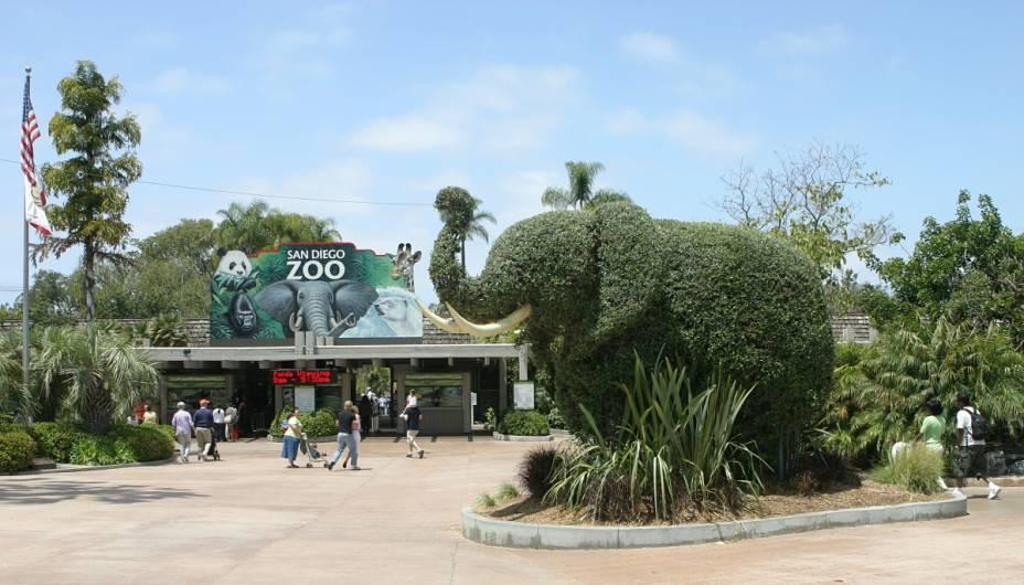 """<strong>Zoológico de San Diego, Estados Unidos</strong>O Zoológico de San Diego possui exibições que recriam o habitat dos animais. Na trilha dos macacos, você será transportado para uma floresta cheia de <a href=""""http://viajeaqui.abril.com.br/materias/fotos-de-animais-ameacados-de-extincao"""" rel=""""animais ameaçados de extinção"""" target=""""_self"""">animais ameaçados de extinção</a>. Na floresta ituri você encontrará búfalos, lontras, antílopes e hipopótamos em um ambiente que recria uma floresta tropical africana. São mais de 4 mil animais para fazer a alegria da criançada"""