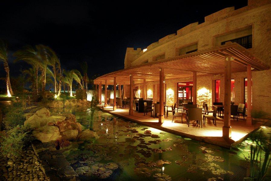 Restaurante do Sanctuary Cap Cana