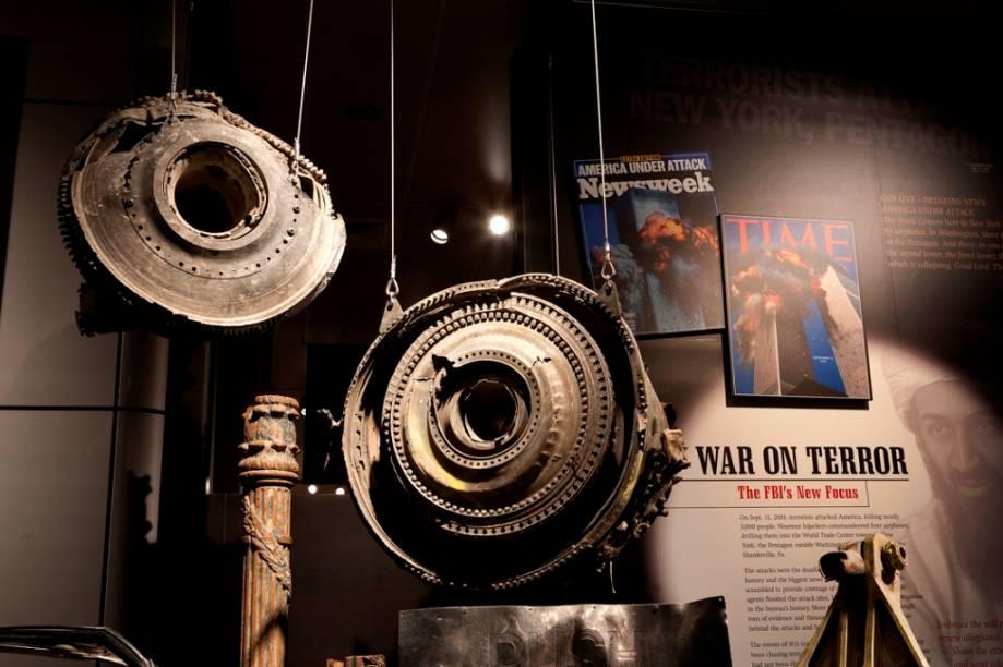 O Newseum é um museu dedicado à imprensa em Washington DC, com ótimas mostras permanentes e eventos especiais