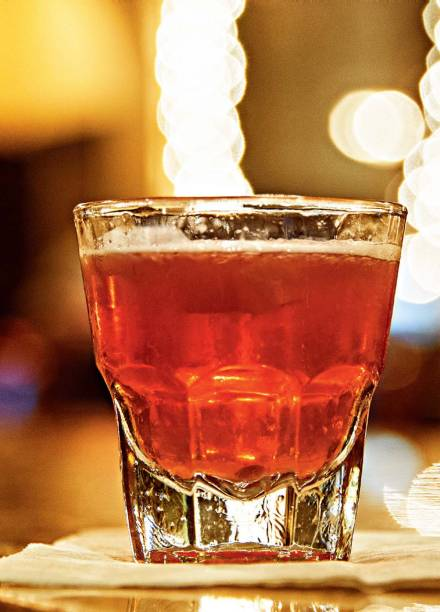 Sazerac, drinque típico