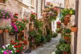 Spello, cidade da região da Úmbria, na Itália