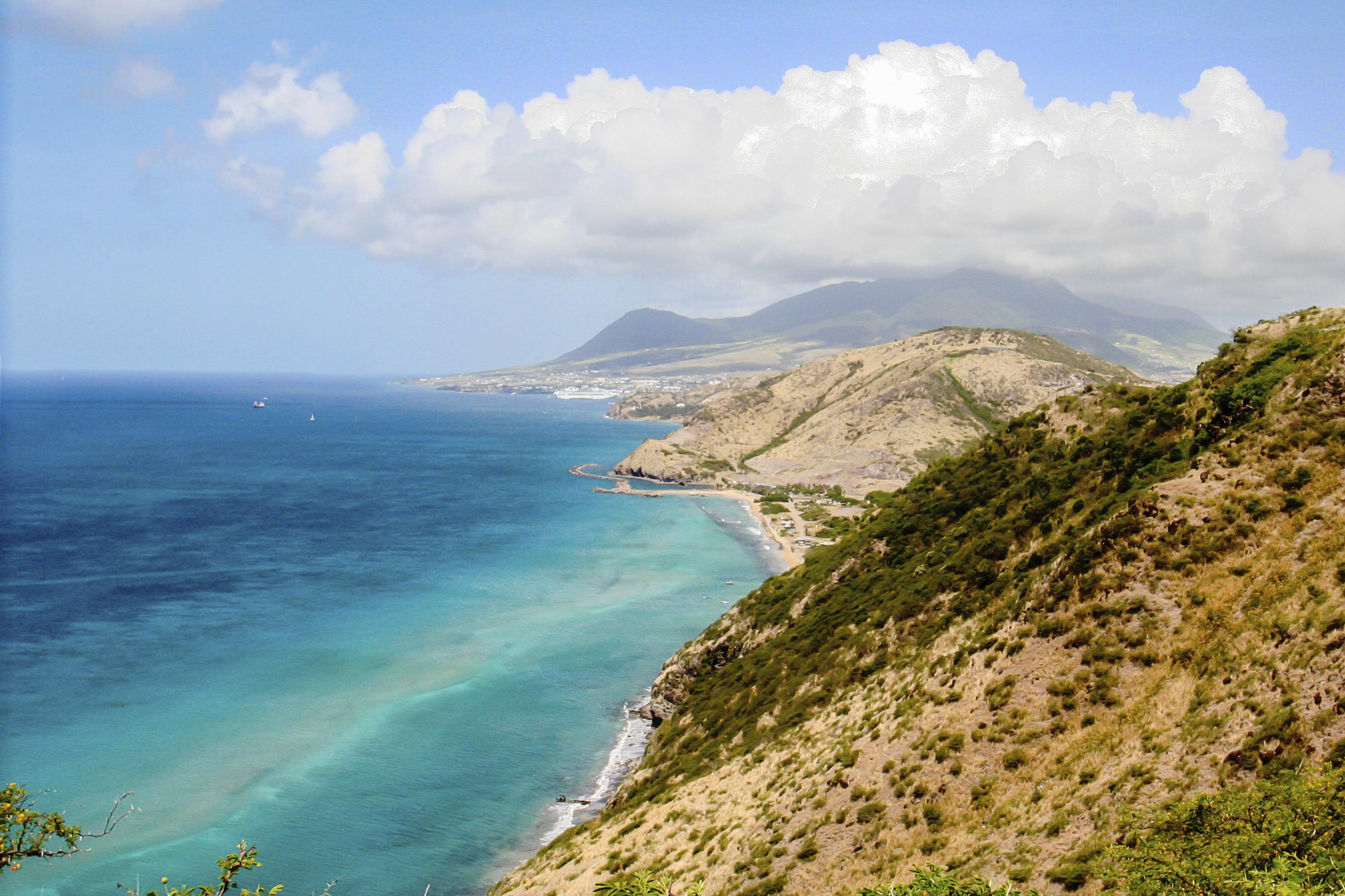 St Kitts e Nevis istock