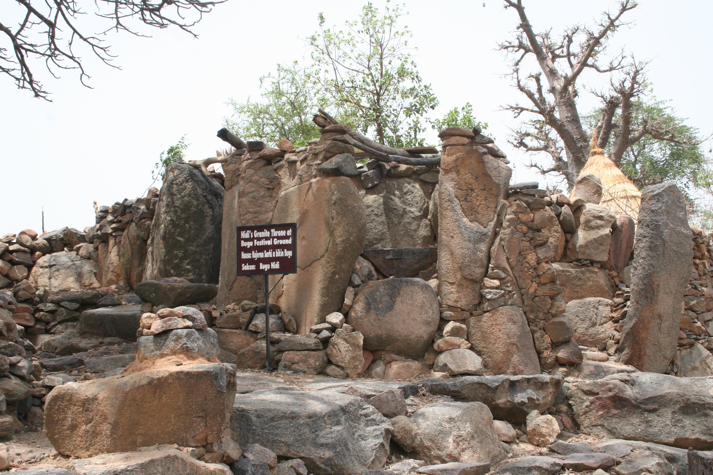 Sukur, Nigéria