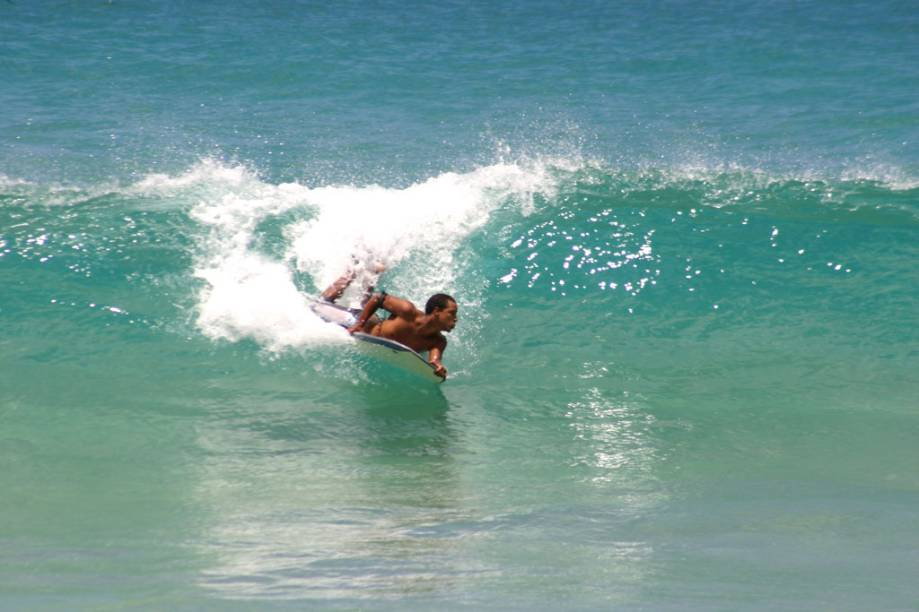 <strong>Praia Cacimba do Padre</strong>, em Fernando de Noronha.