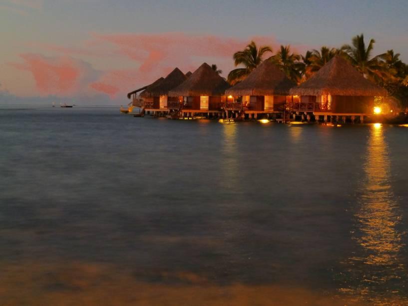 Tahiti, Polinésia Francesa