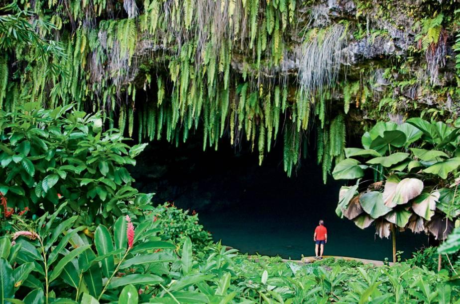 Taiti, Polinésia