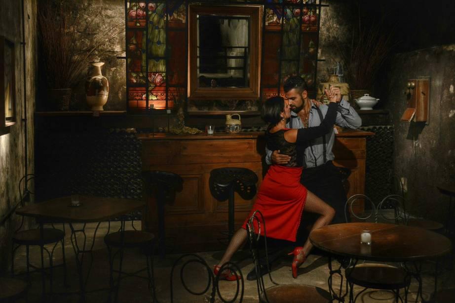 <em>Tango en la bodega</em>, de Rafael Perotti