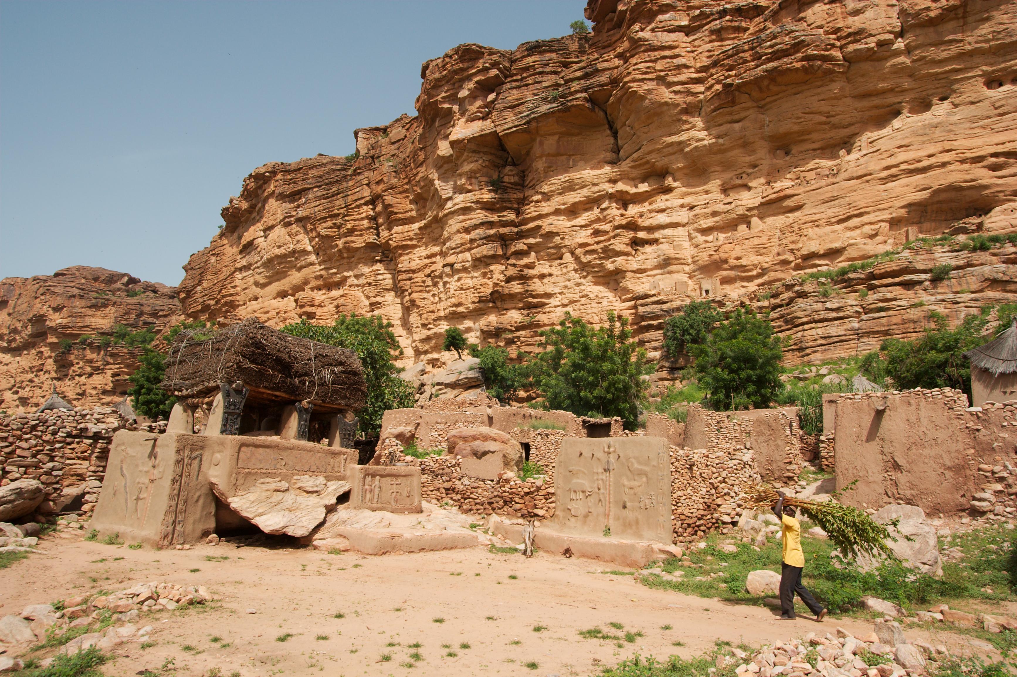 Tellem, Mali