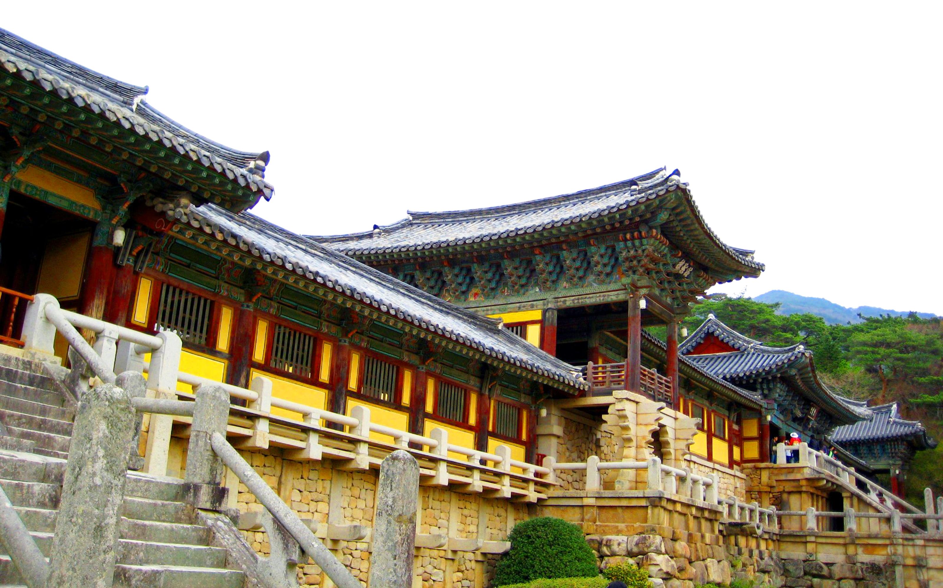 Templo de Bulguksa, Gyeongju, Coreia do Sul