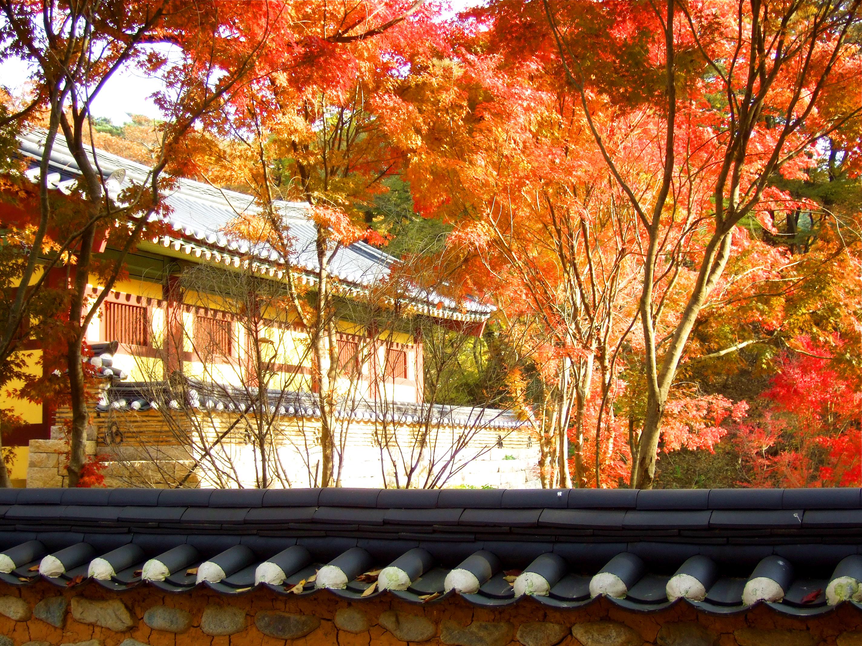 Templo de Haeinsa, Gyeongsangnam, Coreia do Sul