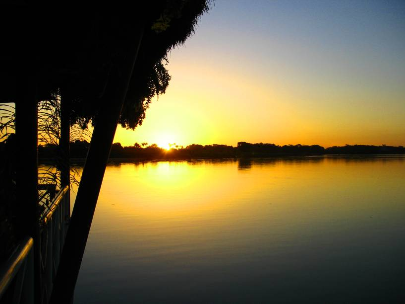 """Os cenários dos rios Poty e Parnaíba estão entre os mais atraentes da capital piauiense <strong><a href=""""http://viajeaqui.abril.com.br/cidades/br-pi-teresina"""" rel=""""Teresina"""" target=""""_self"""">Teresina</a></strong> – sobretudo ao pôr do sol"""