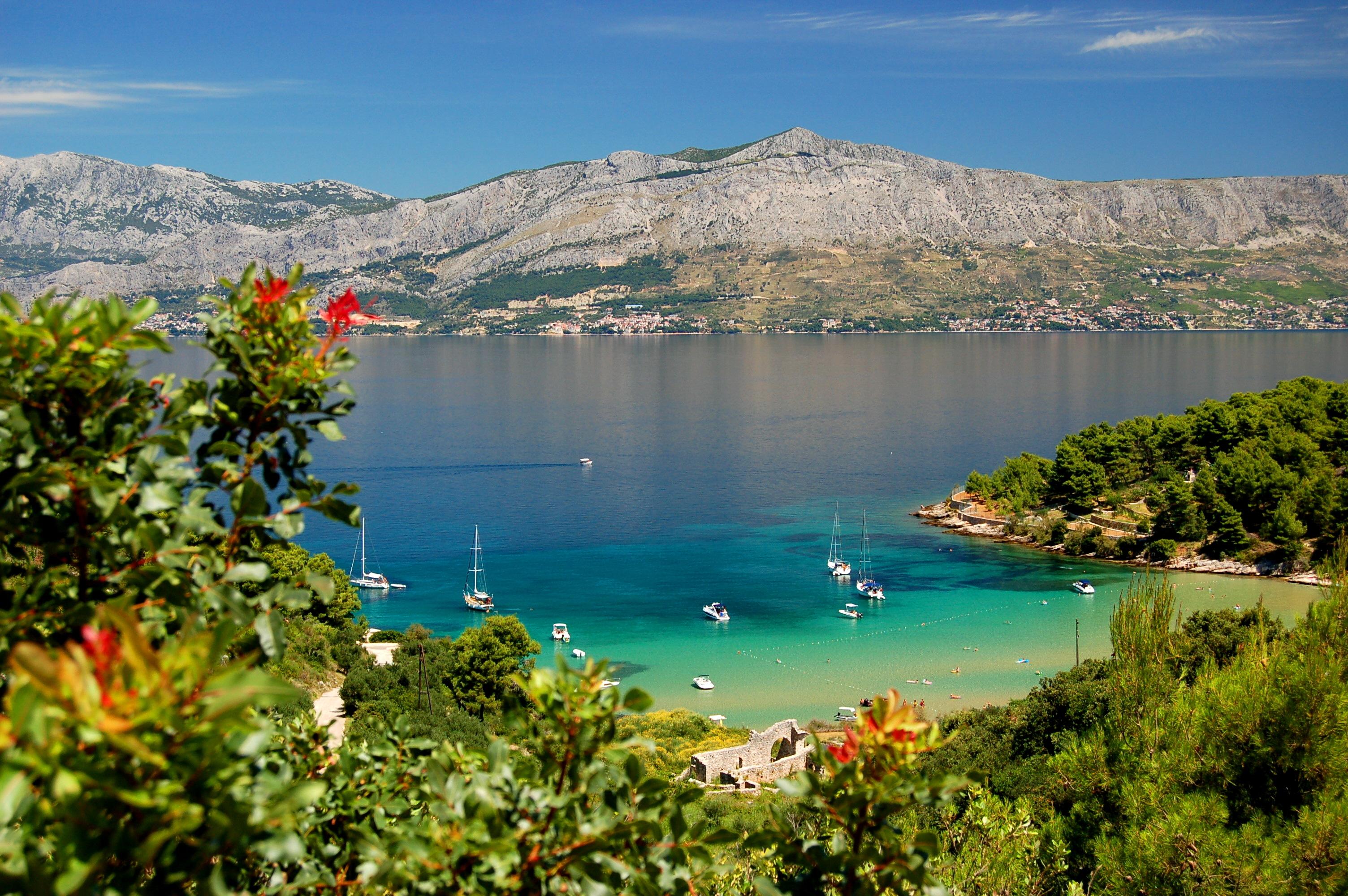 Ilha de Brač, Croácia