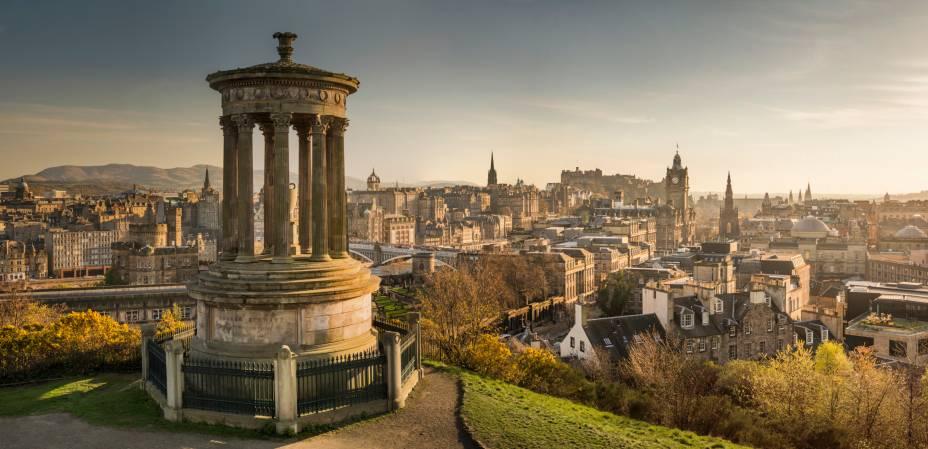 Skyline de Edimburgo
