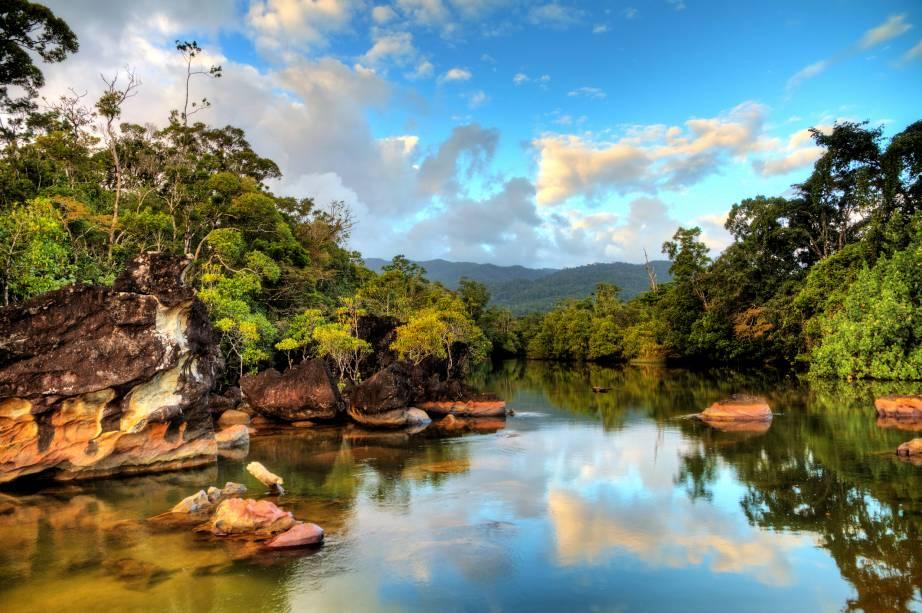 Rio em Masoala, Madagascar