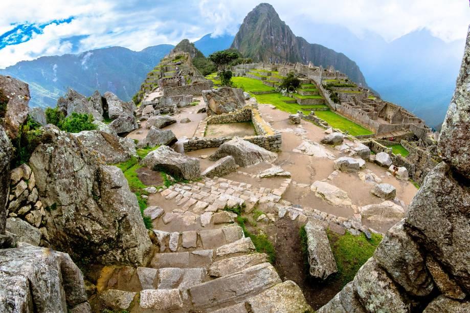 Descoberto em 1911 e declarado Patrimônio Mundial da Humanidade pela Unesco em 1983, o sítio arqueológico de Machu Picchu é quase um destino de peregrinação na América do Sul e recebe até 2500 visitantes por dia