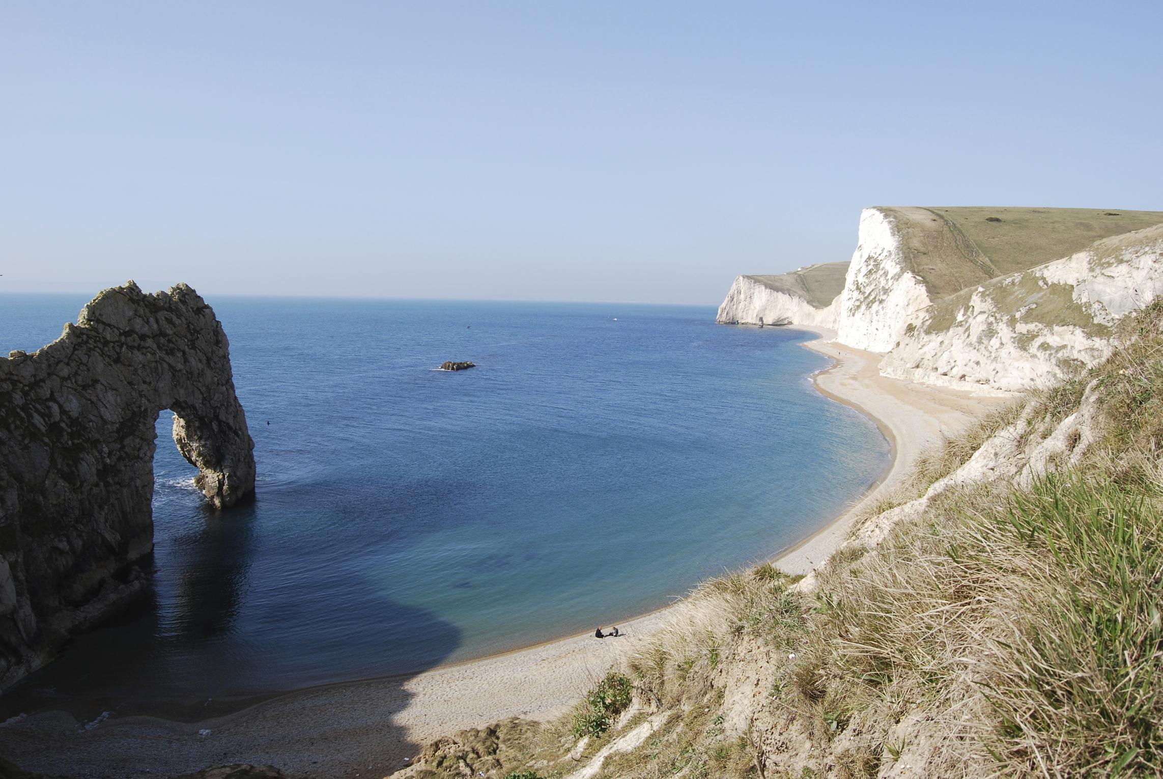 Falésias pelo mundo - Falésias Brancas de Dover, Reino Unido