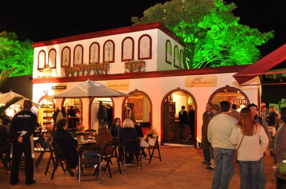 O <strong>Festival Internacional de Cultura e Gastronomia deTiradentes</strong>reúne chefs do Brasil e do exterior