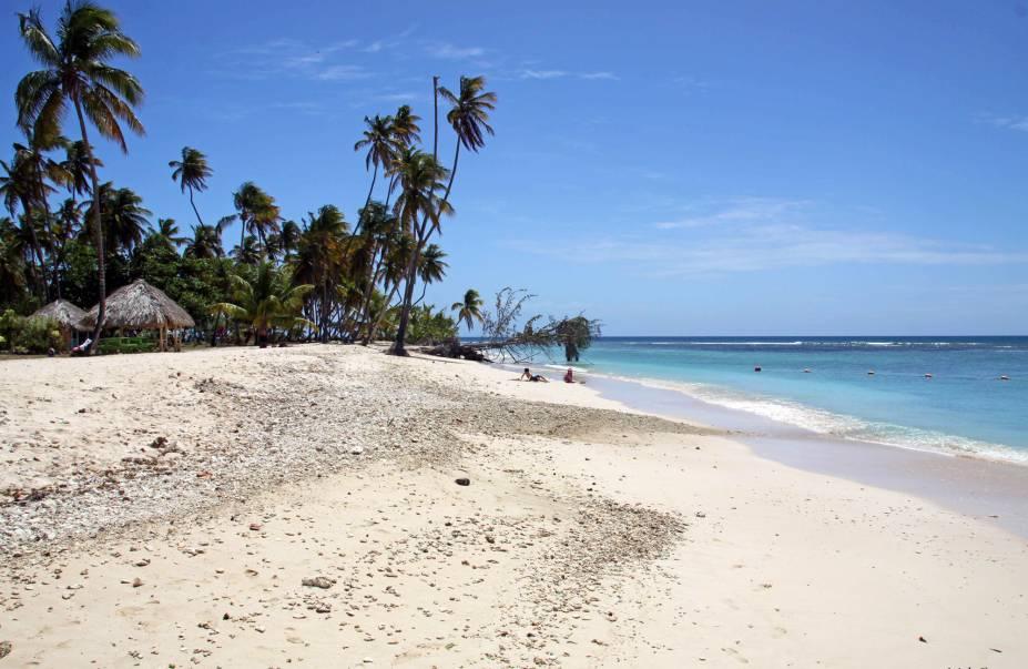 As ilhas ainda não são tão exploradas turisticamente, então contam com muitas praias paradisíacas