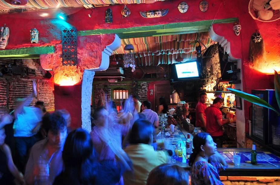O Tu Candela, em Cartagena, é opção para quem quiser passar a virada de ano ao som de salsa e cumbia