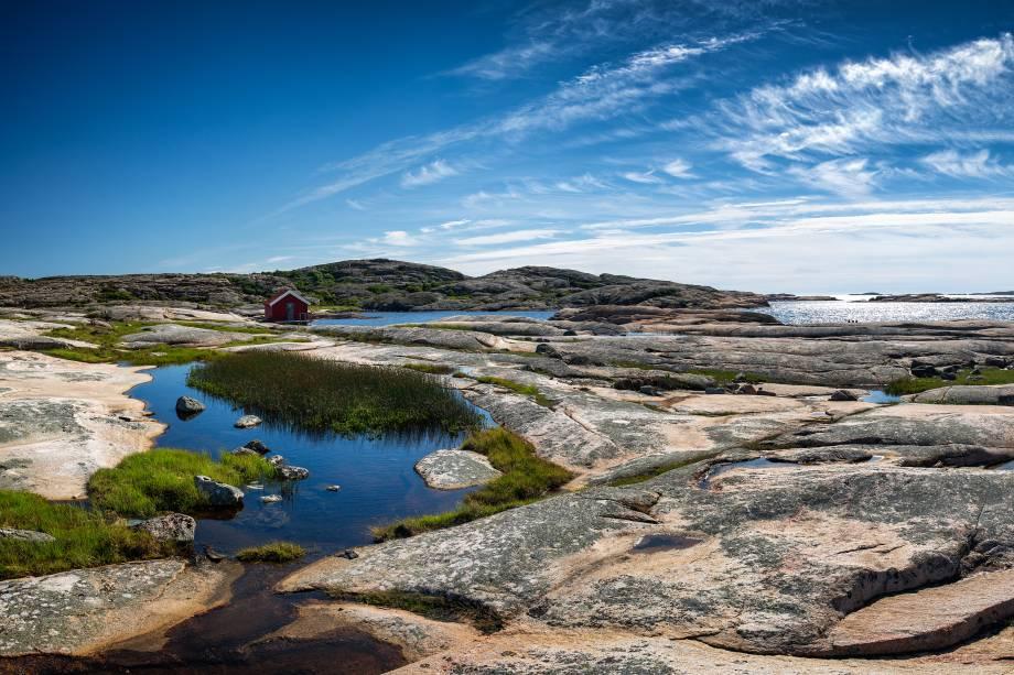 As paisagens da reserva de Ramsvikslandet e Tryggö estão livres da interferência humana. Entre os mais belos cenários, a ilha de Grosshamn destaca-se por inspirar tranquilidade