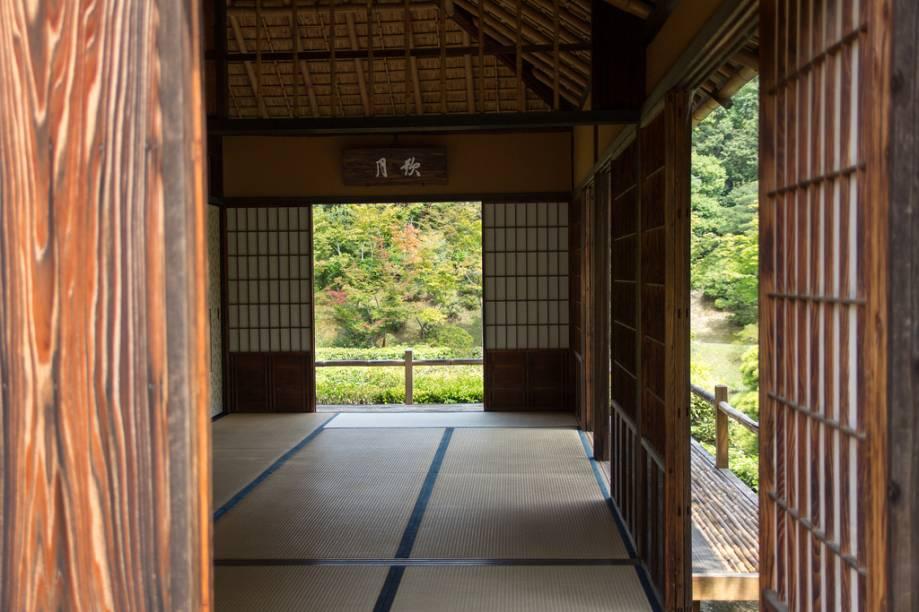 A Vila Imperial Katsura Rikyu é, em sua simplicidade, a quitenssência da tradicional arquitetura japonesa