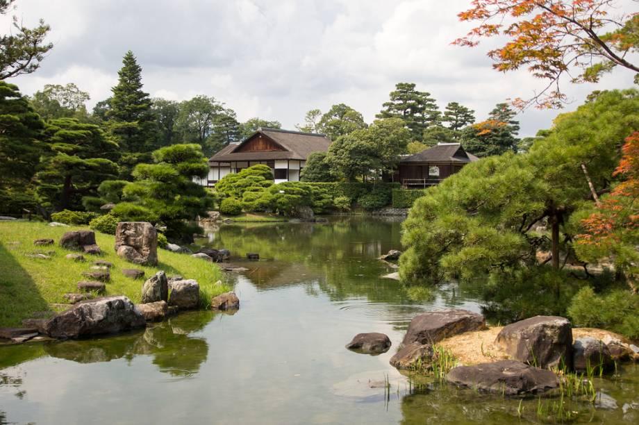 Jardins da Vila Imperial Katsura Rikyu