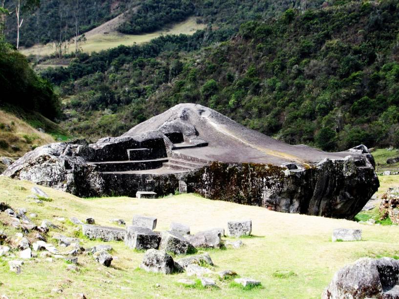 <strong>Vilcabamba – Peru</strong>Limitada pelos cânions do Apurímac e Willcamayu, Vilcabamba foi o último bastião da resistência inca ante a invasão espanhola. A cidade acolheu a linhagem real inca remanescente que impôs resistência aos espanholes até meados do século 16