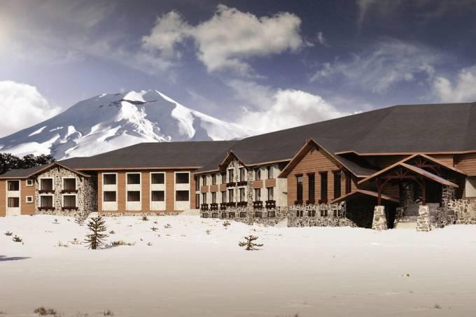 Valle Corralco Hotel & Spa, Chile