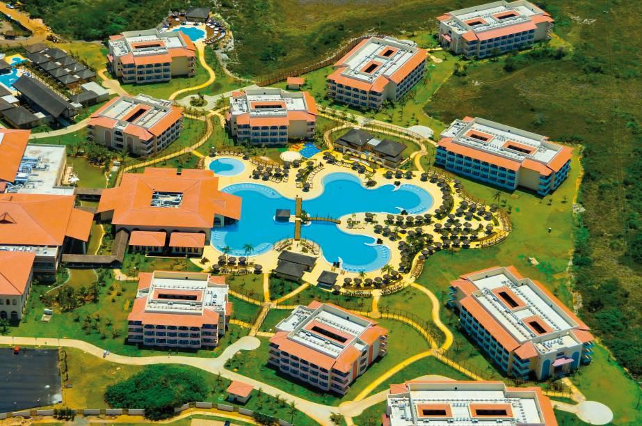 Grand Palladium Imbassaí Resort & Spa na Reserva Natural de Imbassaí, Bahia