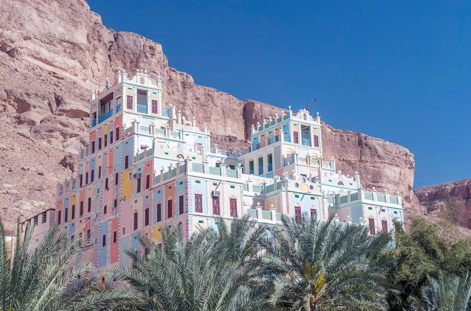 <strong>Wadi Doan - Iêmen </strong>