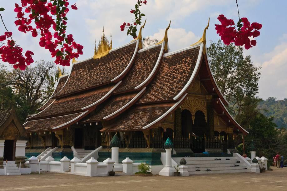Templo budista Wat Xieng Thong