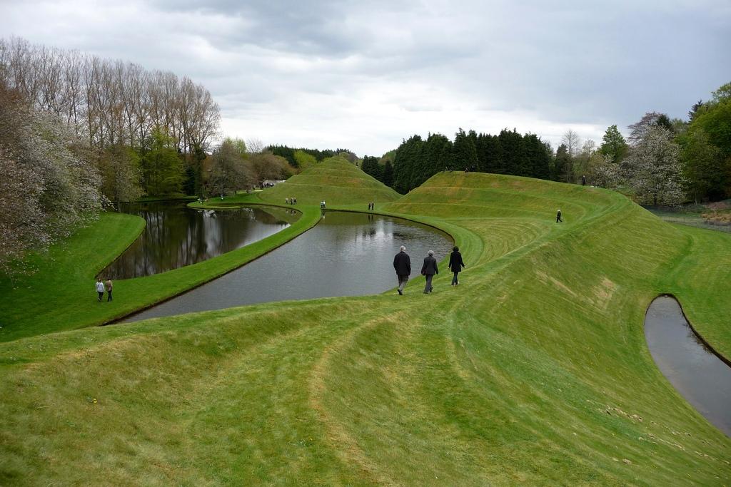 Garden of Cosmic Specullation, Escócia