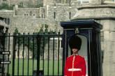 Troca de guarda Windsor Inglaterra