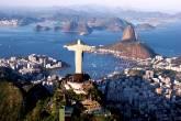Corcovado, Cristo Redentor, no Rio de Janeiro