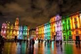 Fête des Lumières Lyon França