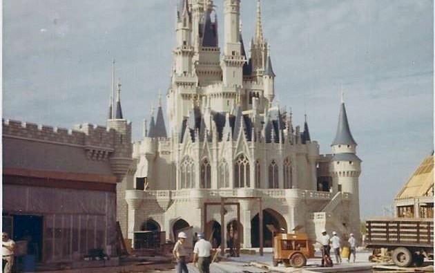 Castelo da Cinderela – Magic Kingdom