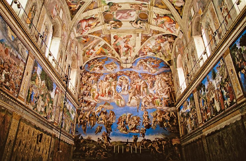 Capela Sistina, Cidade do Vaticano