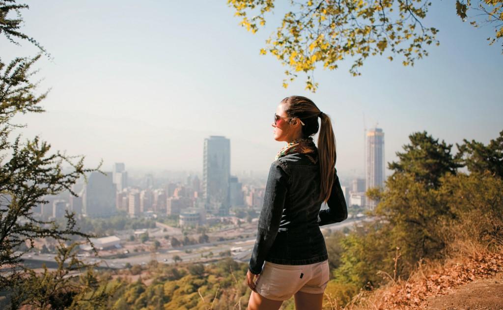 Alto do Cerro San Critóbal/ Foto: Divulgação