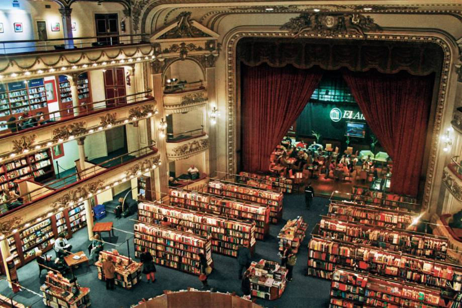 Livraria El Ateneo, Buenos Aires, Argentina