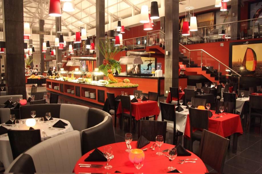 Restaurante do Vila Galé Cumbuco Golf Resort