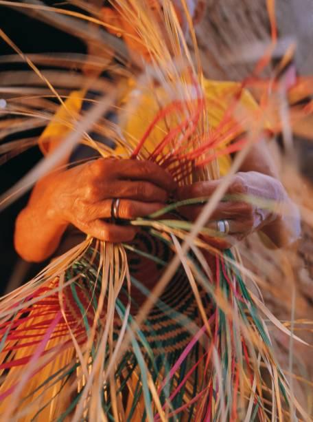 Além das praias e do sol, o estado do Ceará tem artesanato de qualidade, resultado da mistura da cultura indígena com técnicas europeias trazidas pelos colonizadores