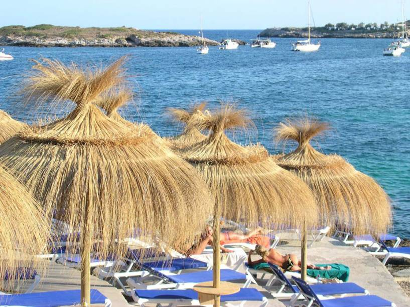Virtual Club, em Maiorca, lugar para badalar e tomar sol